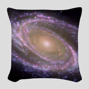 Galaxy Woven Throw Pillow