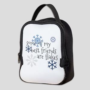 Flaky Friends Neoprene Lunch Bag
