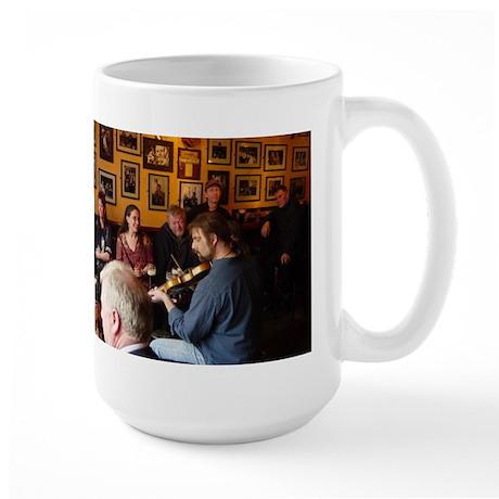 Large Mug with fiddler