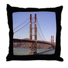 Bassoon Bridge - Throw Pillow