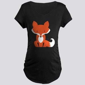 Fox Maternity T-Shirt