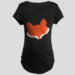 Fox Head Maternity T-Shirt
