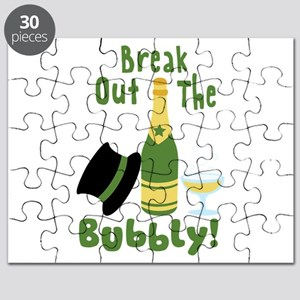 Break Out The Bubbly! Puzzle