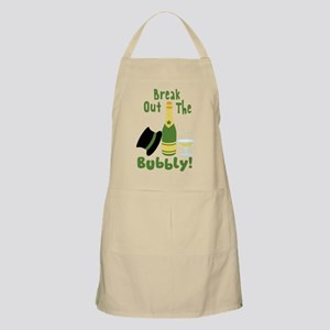 Break Out The Bubbly! Apron