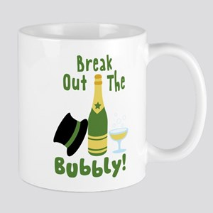 Break Out The Bubbly! Mugs