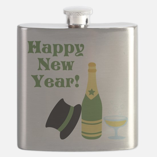Happy New Year! Flask