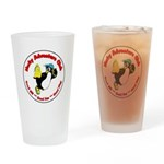 Patch Drinking Glass