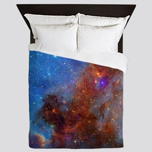 Space Queen Duvet