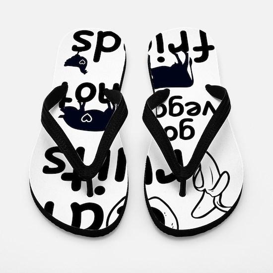 Animal activist Flip Flops