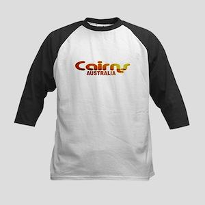 Cairns, Australia Kids Baseball Jersey