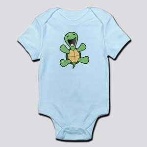 Skuzzo Happy Turtle Body Suit