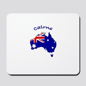 Cairns, Australia Mousepad