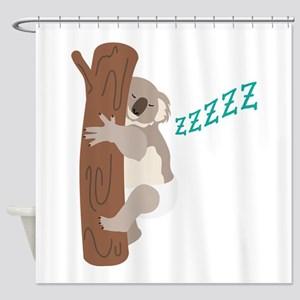 ZZZZZ Shower Curtain