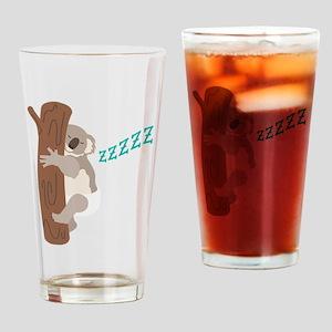 ZZZZZ Drinking Glass