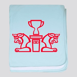 perspolice logo baby blanket