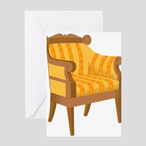 Chair 53 Greeting Cards