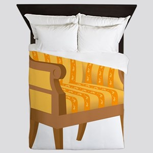 Chair 53 Queen Duvet