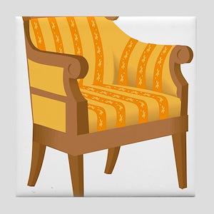 Chair 53 Tile Coaster
