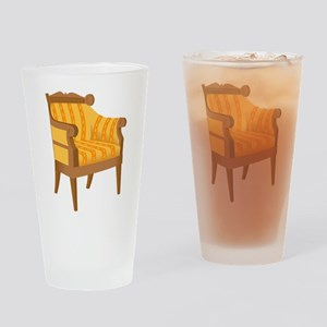 Chair 53 Drinking Glass