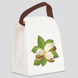 pistachio Canvas Lunch Bag