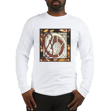 Dragon Knot Long Sleeve T-Shirt