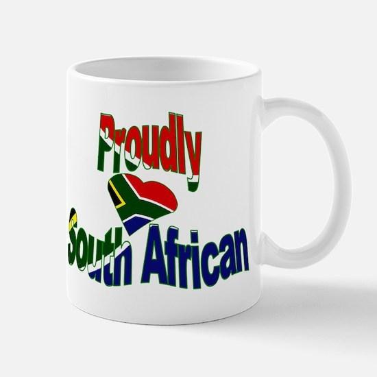 Proudly South African Mug