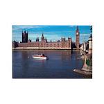 London 8 Rectangle Magnet (100 pack)