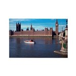 London 8 Rectangle Magnet (10 pack)