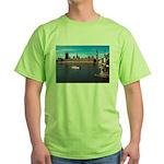 London 8 Green T-Shirt