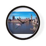London 8 Wall Clock