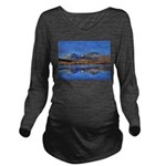 Blackmount 93 Long Sleeve Maternity T-Shirt