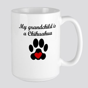 Chihuahua Grandchild Mugs