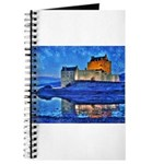 Castle at Christmas Journal