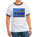 Castle at Christmas T-Shirt
