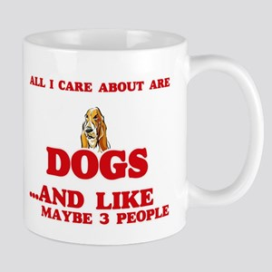 All I care about are Dogs Mugs