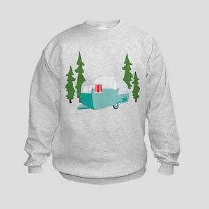 Camper Scene Sweatshirt