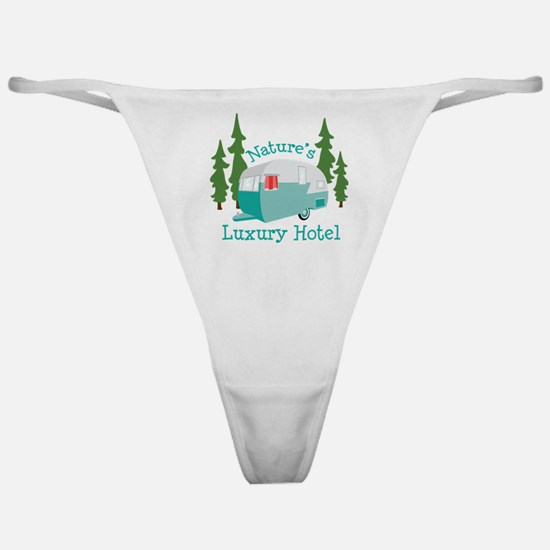 Natures Luxury Hotel Classic Thong