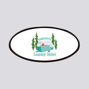 Natures Luxury Hotel Patches