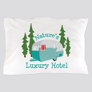 Natures Luxury Hotel Pillow Case