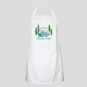 Natures Luxury Hotel Apron
