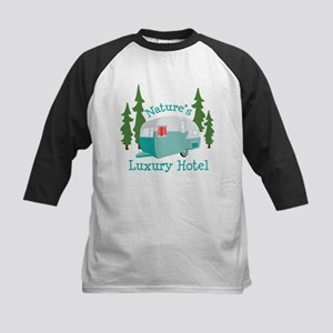 Natures Luxury Hotel Baseball Jersey