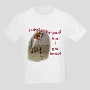 I Tried to be Good Kids Light T-Shirt