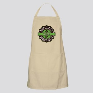 Vegan For the Health of It Apron