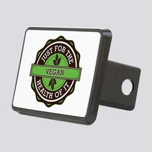 Vegan For the Health of It Rectangular Hitch Cover