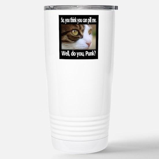 Pill Me, Punk Travel Mug