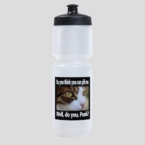 Pill Me, Punk Sports Bottle