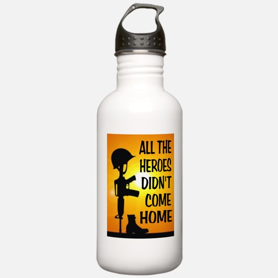 HEROES TRIBUTE Water Bottle