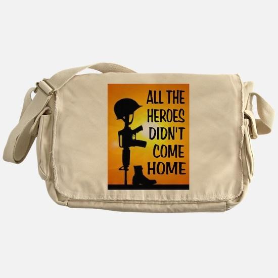 HEROES TRIBUTE Messenger Bag