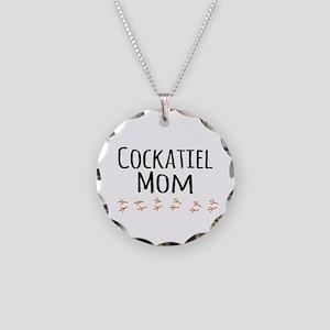 Cockatiel Mom Necklace