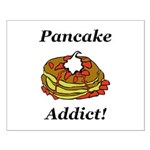 Pancake Addict Small Poster